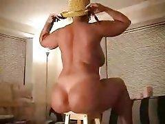 Amateur Anal BBW Webcam