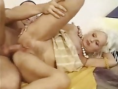 hairy anal blond