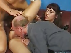 Anal Facial Hardcore Threesome