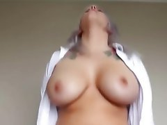 Blonde POV Wife