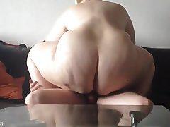 Blonde BBW Hardcore Big Butts