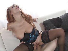 Hardcore, MILF, Old and Young, Redhead