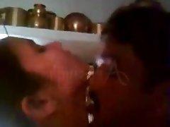 Indian Housewife Sucking Fucking