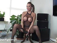 Babe BDSM Femdom Strapon Big Cock