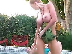 Big Boobs Foot Fetish Lesbian Outdoor