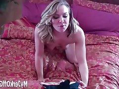 BDSM Femdom Masturbation POV Big Tits
