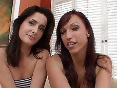 Teen MILF Lesbian Big Boobs Brunette