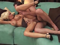 Big Boobs Mature Facial High Heels MILF