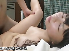 Asian Babe Close Up Creampie Japanese