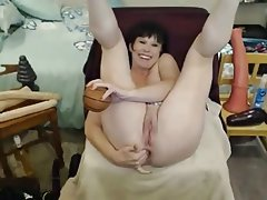 Amateur Anal Mature Webcam
