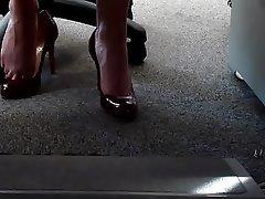 Babe, Foot Fetish, High Heels