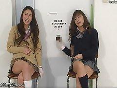 Cunnilingus Femdom Handjob Japanese Teen