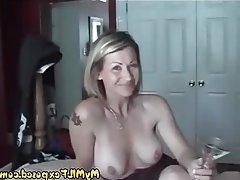 Amateur Mature Hardcore MILF Wife