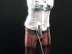 BDSM Bondage Pantyhose Secretary