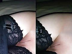British Amateur Close Up Wife