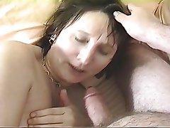 Amateur Cum in mouth Cumshot Mature Sucking