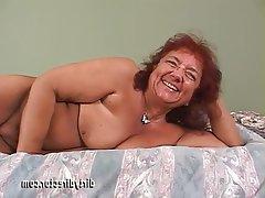 Anal, BBW, Granny