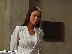 Lesbian Lingerie Mistress BDSM Spanking