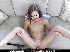 Brunette Facial Hardcore Skinny Small Tits
