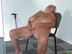 Lesbian Masturbation Mature Old and Young
