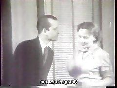 Amateur Blowjob Vintage MILF Secretary