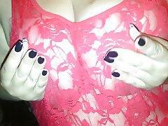 Big Boobs Big Nipples Lingerie