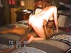 Amateur Interracial Wife Big Black Cock