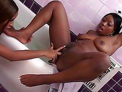 Lesbian Black