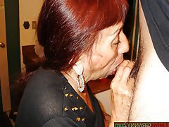 BBW Masturbation Mature Old and Young