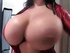 British Big Nipples Latex