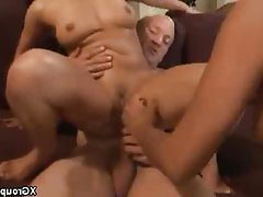Blowjob Group Sex Hardcore Threesome