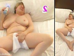 Granny Masturbation Mature MILF
