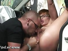 Amateur Anal French MILF Outdoor