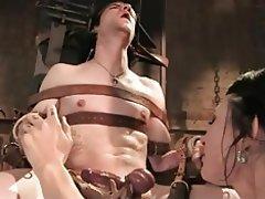 Femdom High Heels Latex Mistress BDSM