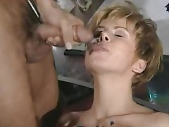 Double Penetration Facial Group Sex Italian