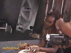 BDSM Femdom Casting Mistress Spanking