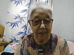 Chinese Granny Mature