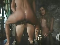 Blowjob, Cumshot, Group Sex, Threesome, Vintage
