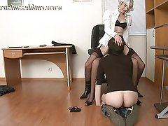 Ass Licking BDSM Cunnilingus Face Sitting Femdom