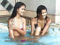 Asian Casting Lesbian Teen