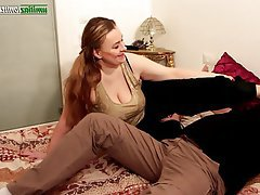 BBW Foot Fetish Footjob BDSM