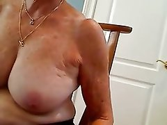 Amateur Granny Sucking