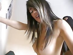 Amateur French MILF Orgasm