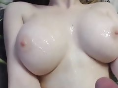 Amateur Babe Big Boobs British Girlfriend