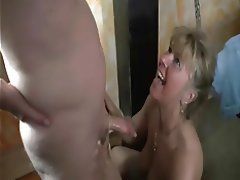 Cumshot, Amateur, German, Big Boobs