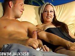 BDSM Bisexual Blowjob Femdom Threesome