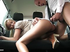 Blonde Cumshot Hardcore Outdoor