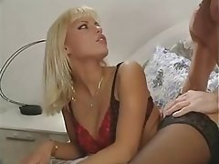 Blonde Pornstar Vintage