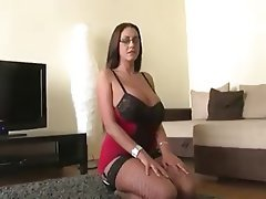 Blowjob British MILF