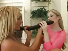 Blonde, Cumshot, Pornstar, Threesome